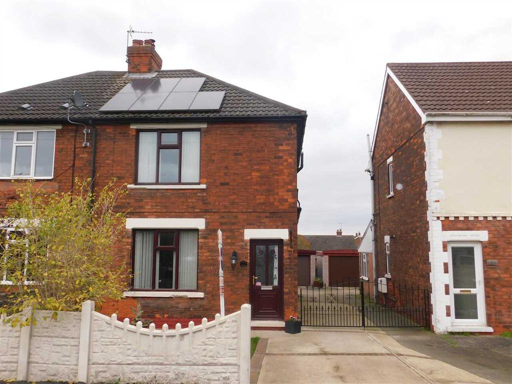 3 Bedrooms Semi Detached House for sale in BROOKLANDS AVENUE, BROUGHTON, BRIGG