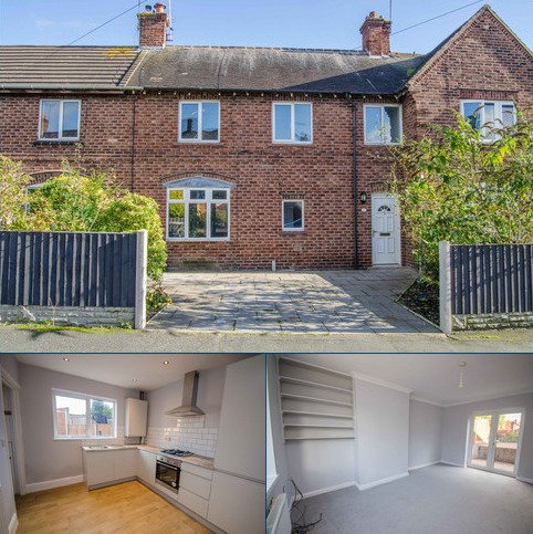 3 bedroom terraced house to rent - 2 Hereward Road, Boughton, Chester