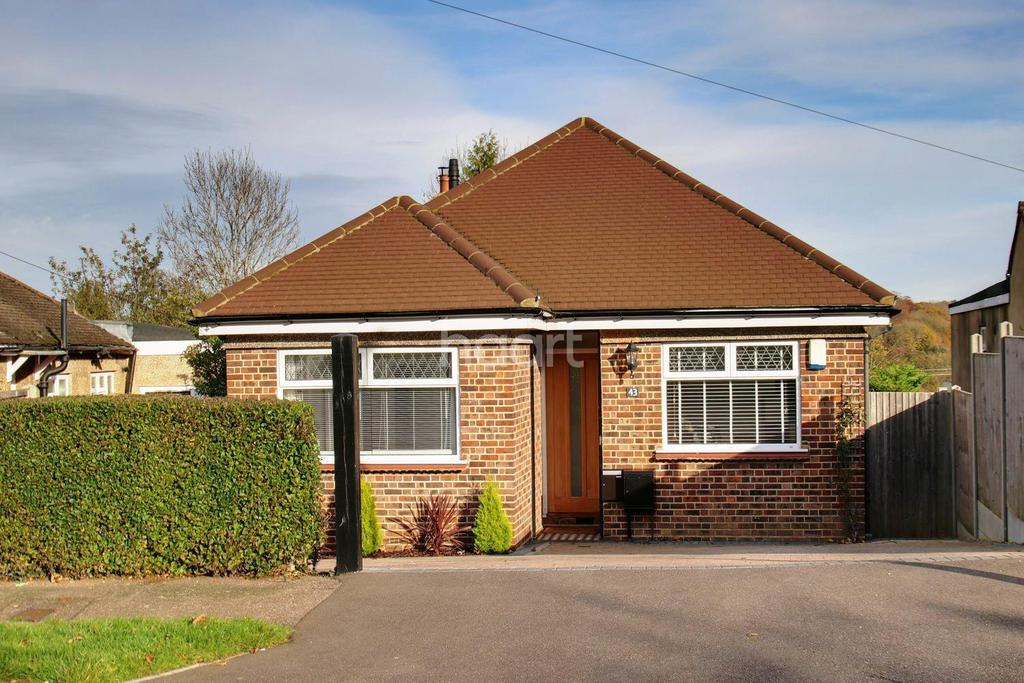 4 Bedrooms Detached House for sale in Abbots Rise, Kings Langley