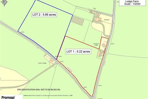 Land for sale - Willowpark, Thorverton, Exeter, Devon, EX5