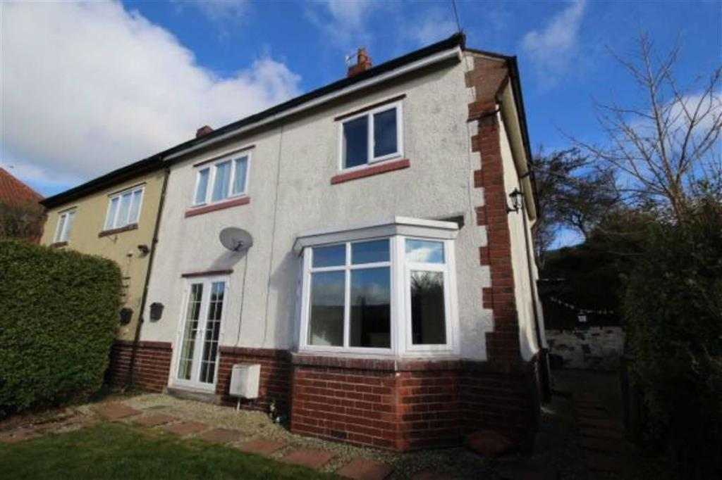 3 Bedrooms Semi Detached House for sale in Osborne Park, Scarborough, North Yorkshire, YO12