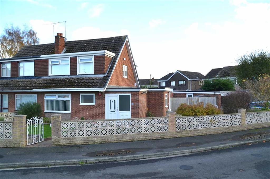 3 Bedrooms Semi Detached House for sale in Skipton Drive, Little Sutton, CH66