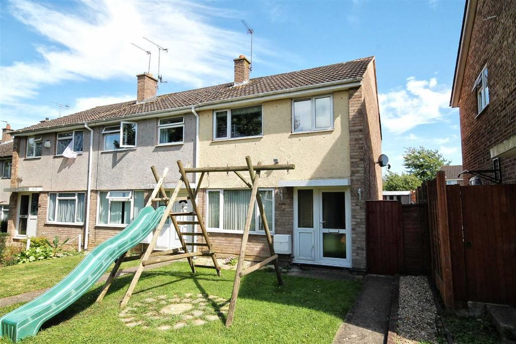 3 Bedrooms End Of Terrace House for sale in Linwell Close, Wymans Brook, Cheltenham, GL50