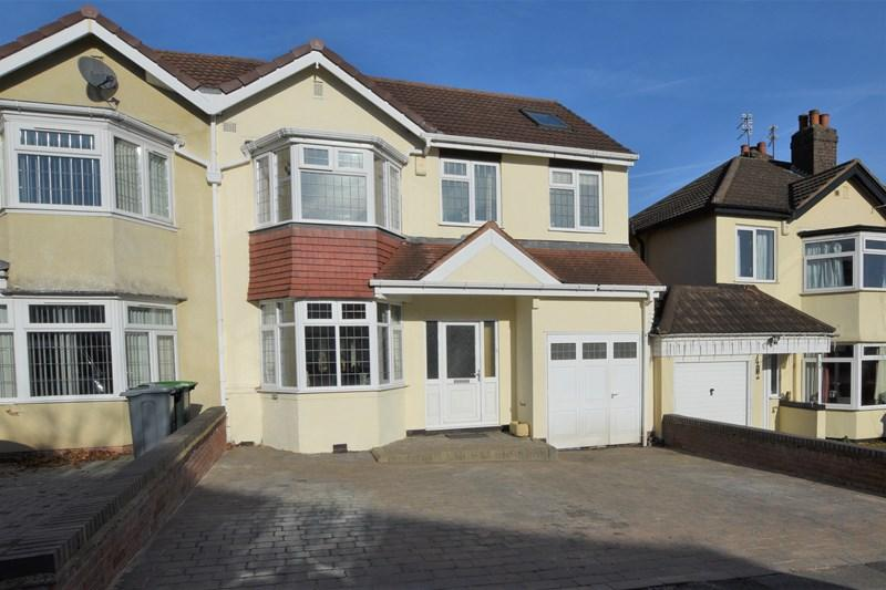 4 Bedrooms Semi Detached House for sale in Holly Road, Oldbury