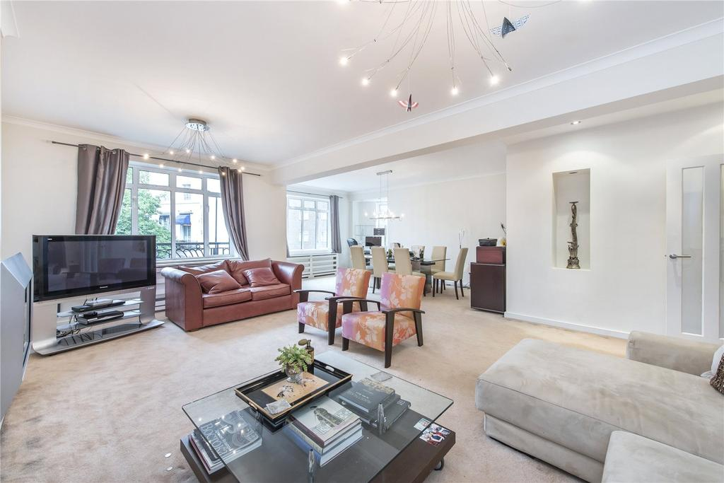 3 Bedrooms Flat for sale in Maitland Court, Lancaster Terrace, London
