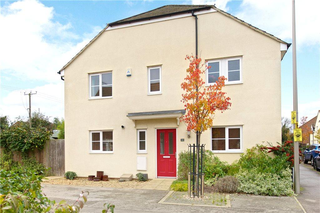 4 Bedrooms Semi Detached House for sale in Sturdy Lane, Woburn Sands, Milton Keynes, Buckinghamshire