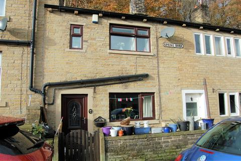 2 bedroom terraced house to rent - A 2, Spring Bank, Halifax, HX2
