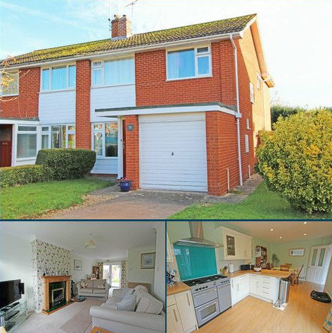 3 bedroom semi-detached house for sale - Fleming Avenue, Sidmouth