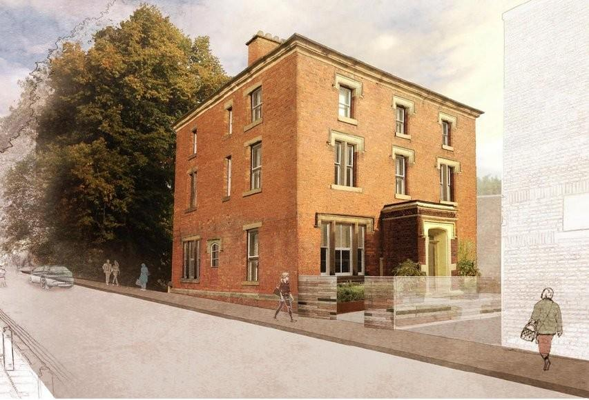2 Bedrooms Apartment Flat for sale in Cheadle House, Mary Street, Cheadle