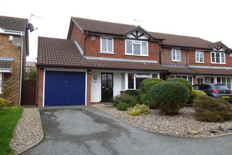 3 bedroom detached house for sale - Tiffany Gardens, East Hunsbury, Northampton, NN4