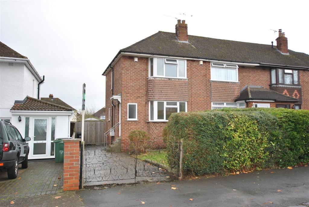 2 Bedrooms End Of Terrace House for sale in Headley Park Avenue, Headley park
