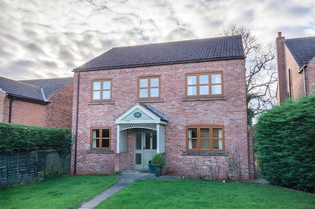 4 Bedrooms Detached House for sale in Chapel Close, North Duffield, Selby, North Yorkshire
