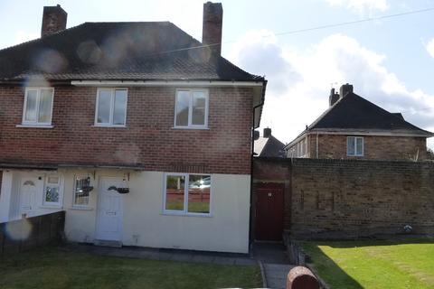 3 bedroom semi-detached house to rent - Dronfield Place, Ilkeston, Derbyshire. DE7 8RX