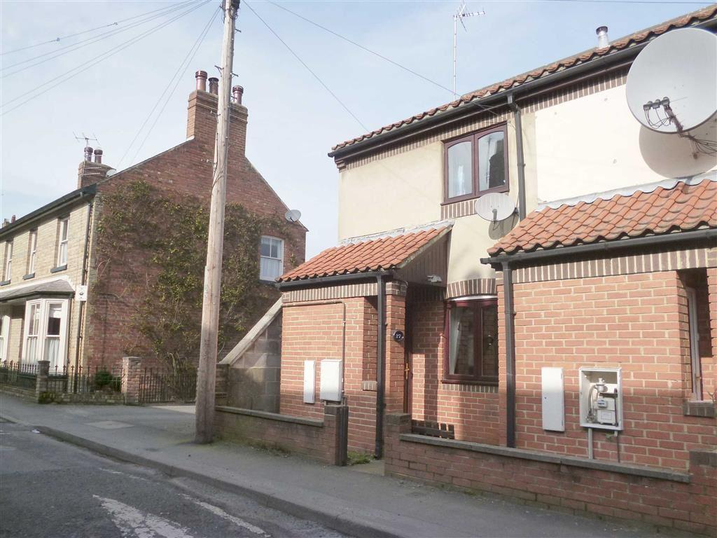 2 Bedrooms Semi Detached House for sale in Mawson Lane, Ripon