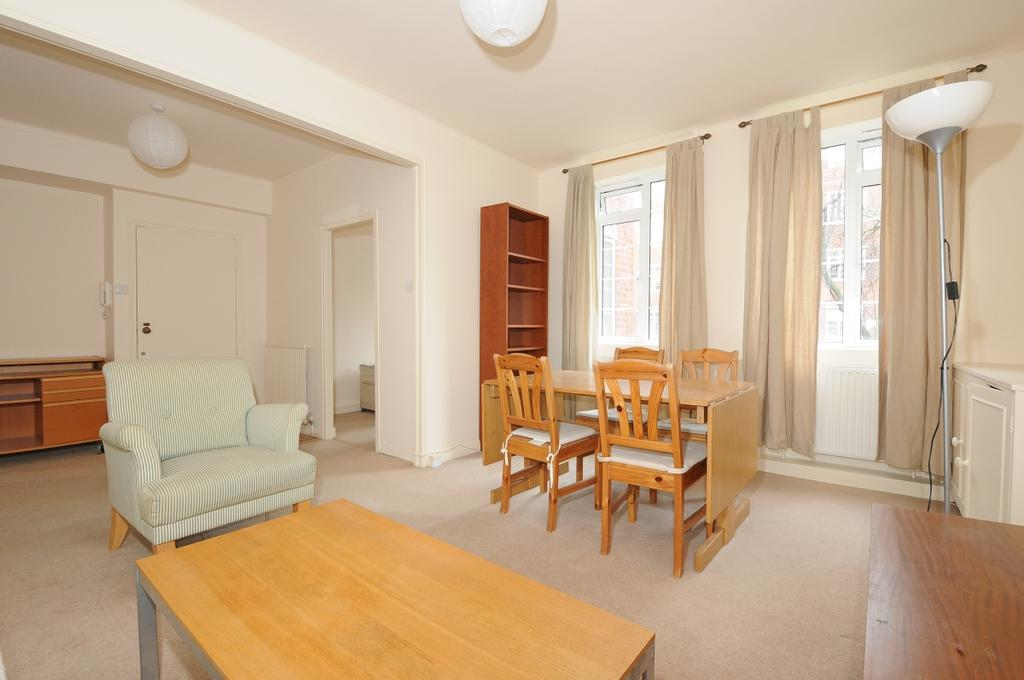 2 Bedrooms Flat for rent in Eamont Court St John's Wood NW8