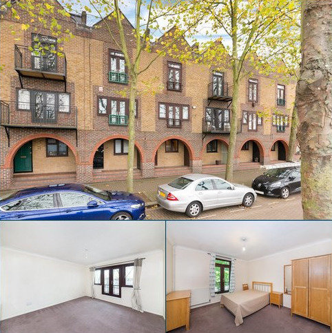 3 bedroom terraced house for sale - Greenland Quay, London, SE16