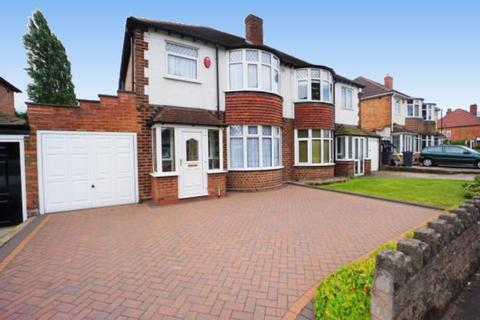 3 bedroom semi-detached house for sale - Kings Road, Sutton Coldfield, B73 5AB
