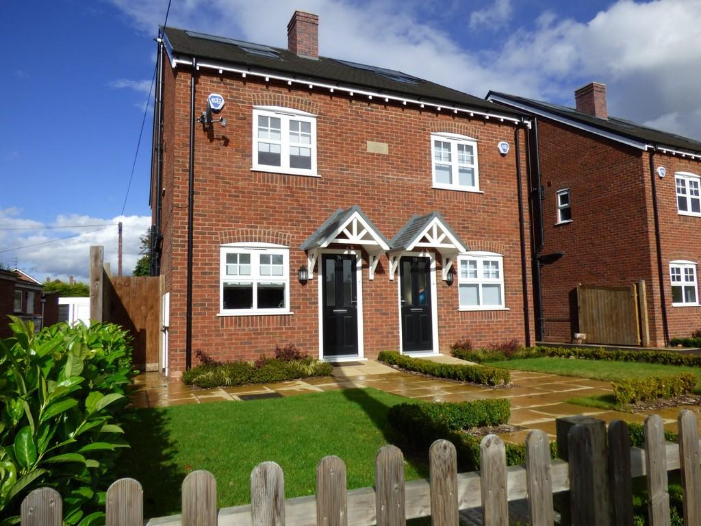 3 Bedrooms Semi Detached House for sale in Kineton Road, Wellesbourne
