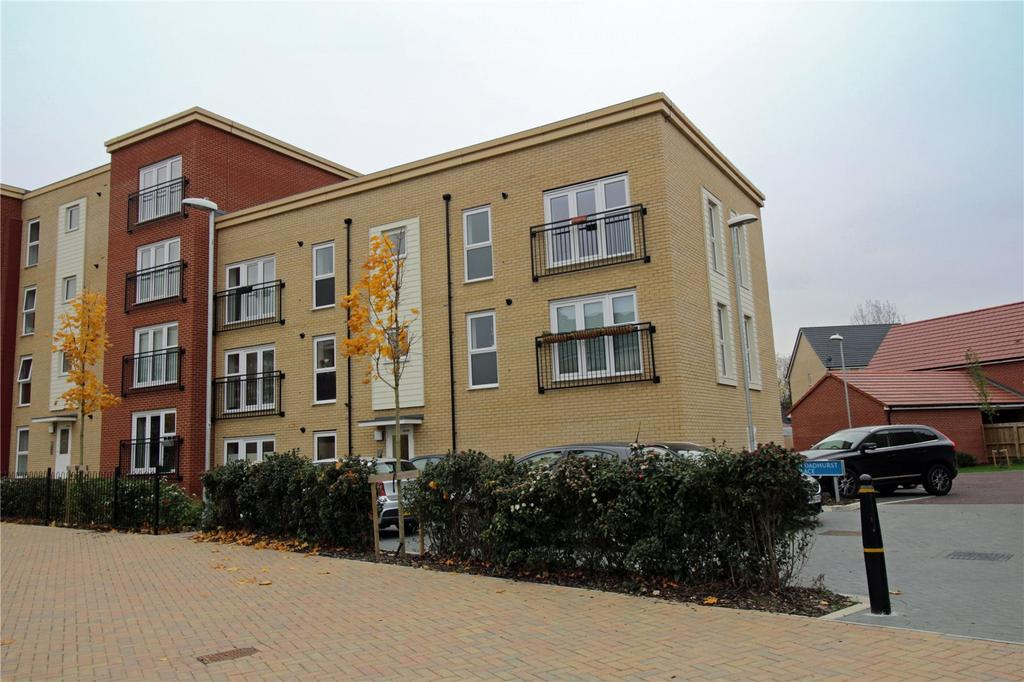 1 Bedroom Apartment Flat for sale in Broadhurst Place, Basildon, Essex, SS14