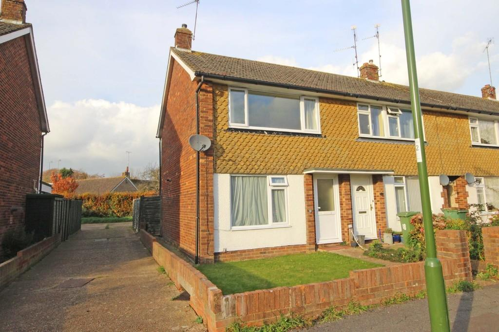 2 Bedrooms End Of Terrace House for sale in Upper Beeding