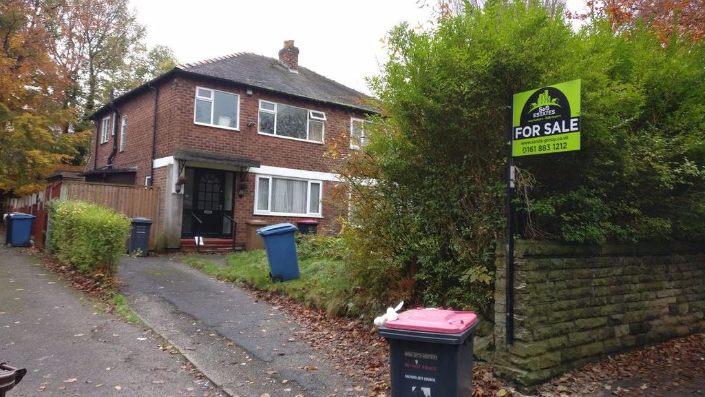 3 Bedrooms Semi Detached House for sale in Singleton Road