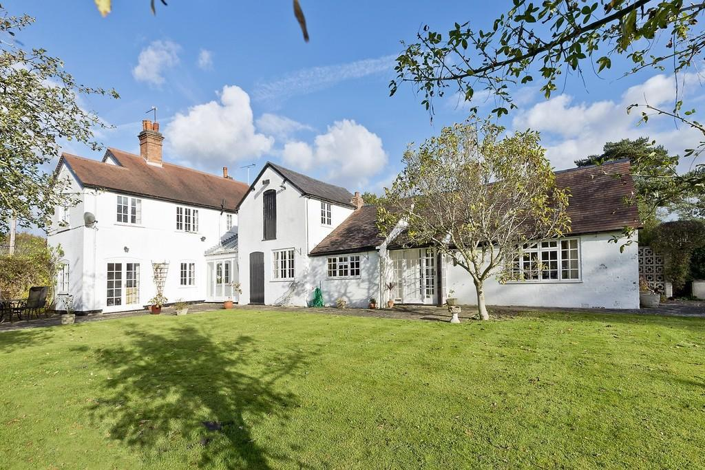 4 Bedrooms Detached House for sale in Case Lane, Hatton