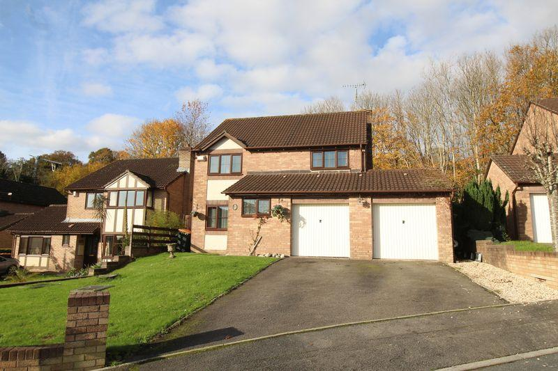 3 Bedrooms Detached House for sale in Fenner Brockway Close, Newport