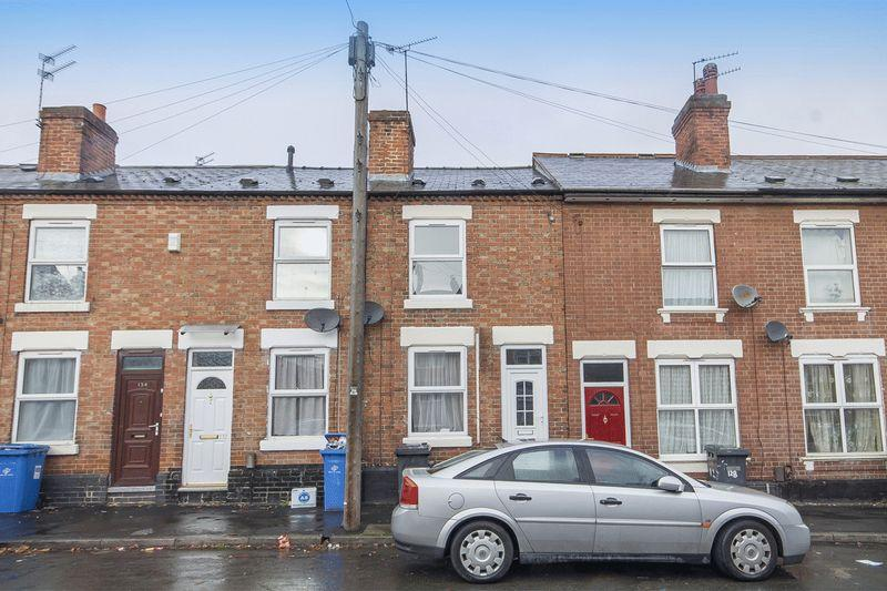 2 Bedrooms Terraced House for sale in RUTLAND STREET, DERBY