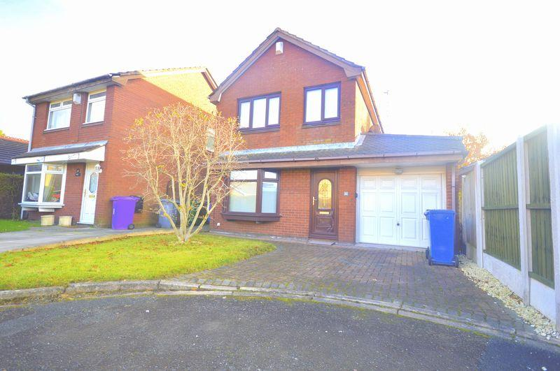 3 Bedrooms Detached House for sale in Trent Close, Liverpool