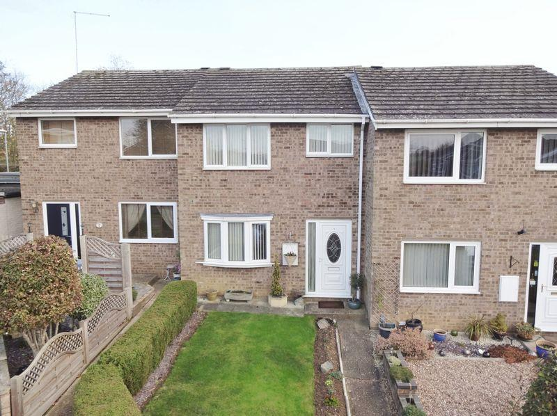 3 Bedrooms Terraced House for sale in Squire Close, Corby