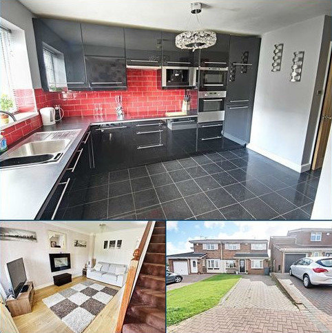 3 bedroom semi-detached house for sale - Langford Drive, Boldon, Tyne And Wear