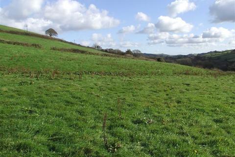 Land for sale - Portmore, Portmore, Barnstaple, Devon, EX32