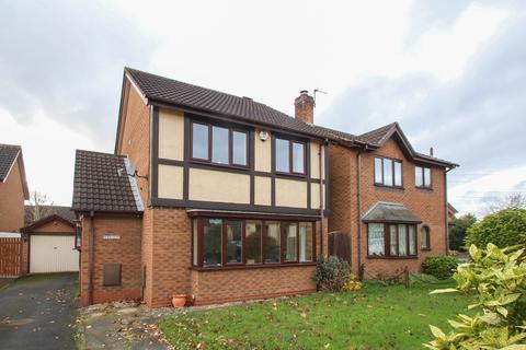 3 bedroom detached house for sale - Stile Close, Flixton, Manchester, M41