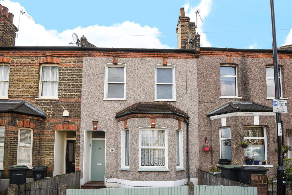 2 Bedrooms Terraced House for sale in Pascoe Road, Hither Green