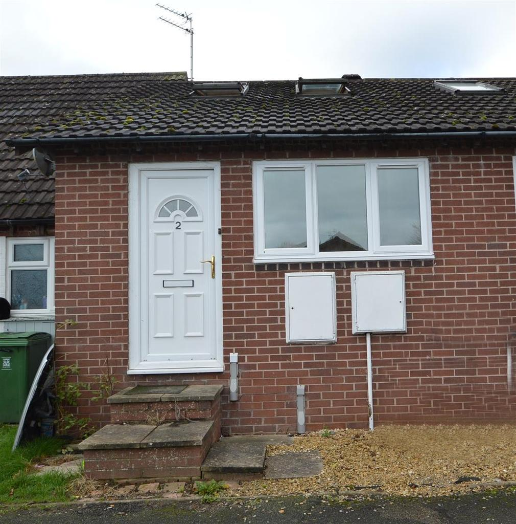 1 Bedroom Terraced House for sale in 2 Montrose Place, Bicton Heath, Shrewsbury SY3 5EN