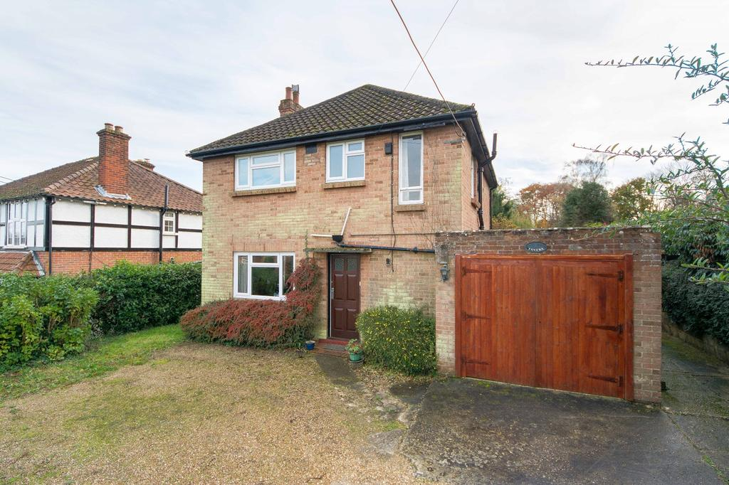 3 Bedrooms Detached House for sale in Church Lane, Bursledon, Southampton SO31