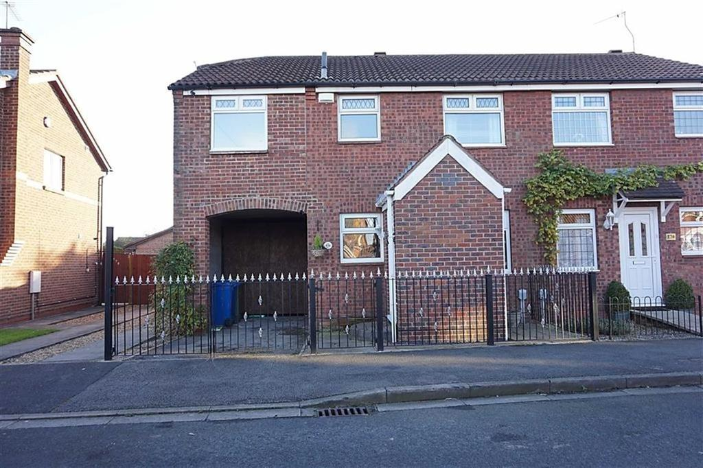 4 Bedrooms Semi Detached House for sale in Maplewood Avenue, West Hull, Hull, HU5