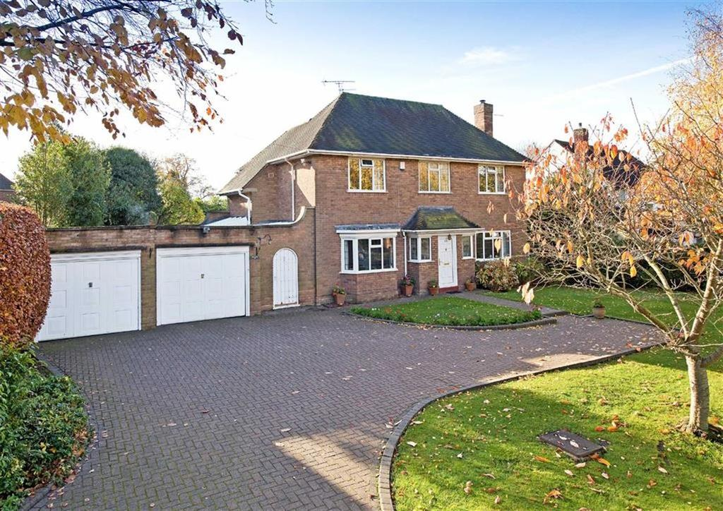 4 Bedrooms Detached House for sale in 99, Wrottesley Road West, Tettenhall, Wolverhampton, WV6