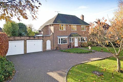 4 bedroom detached house for sale - 99, Wrottesley Road West, Tettenhall, Wolverhampton, WV6