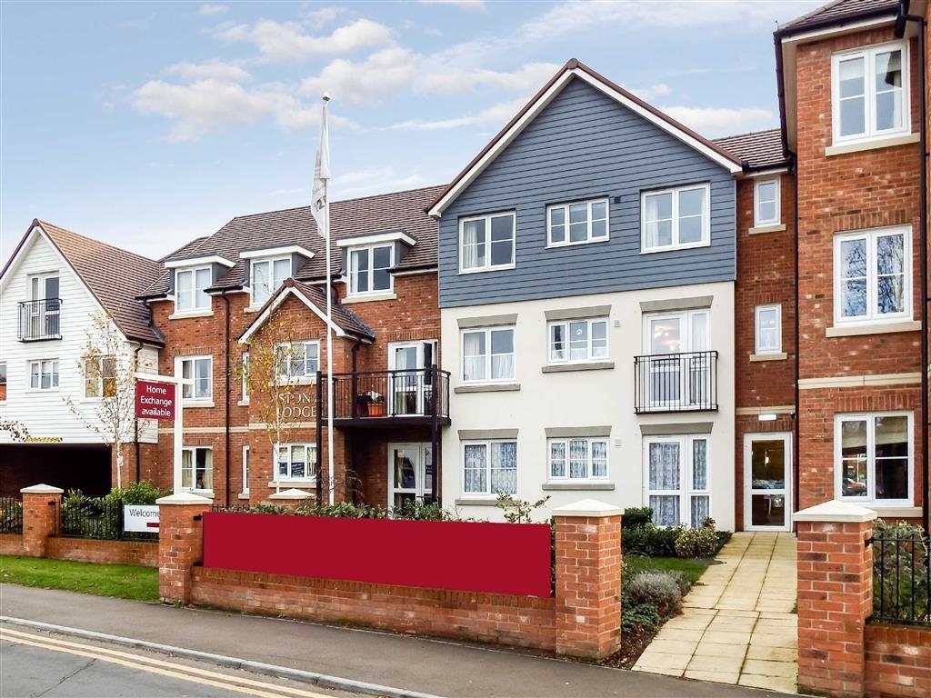1 Bedroom Retirement Property for sale in Pound Avenue, Stevenage, Hertfordshire, SG1