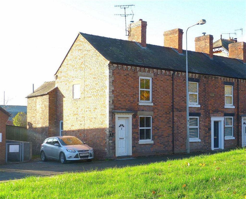 2 Bedrooms Terraced House for sale in Cambrian Terrace, Llansanffraid, SY22