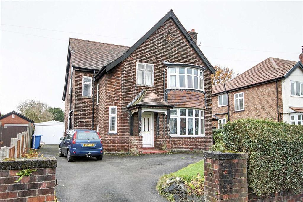 4 Bedrooms Detached House for sale in Winstanley Rd, Sale