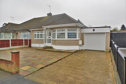 2 bedroom semi-detached bungalow for sale - Chestnut Close, Hockley