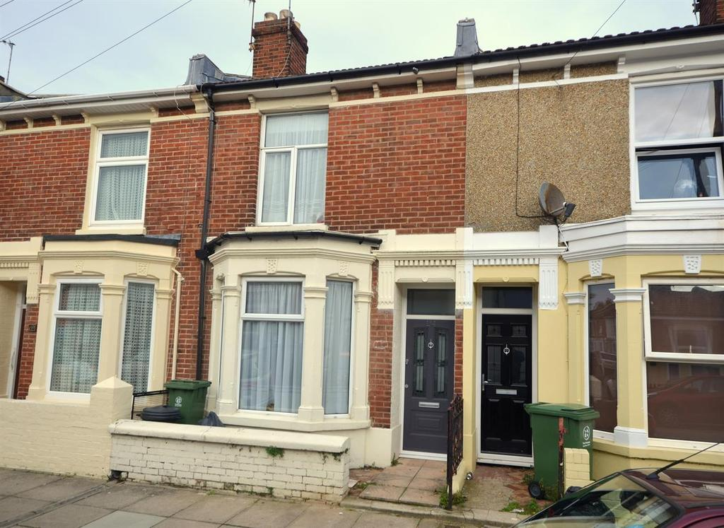 2 Bedrooms Terraced House for sale in Westfield Road, Southsea