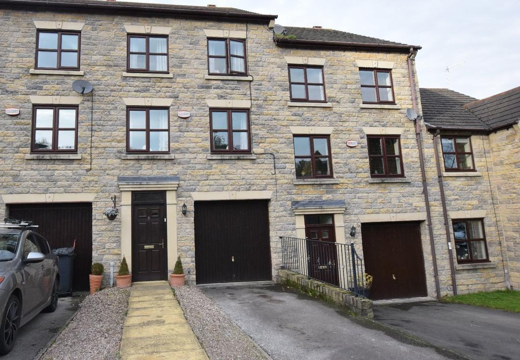 3 Bedrooms Town House for sale in Mevril Springs Way, Whaley Bridge, High Peak