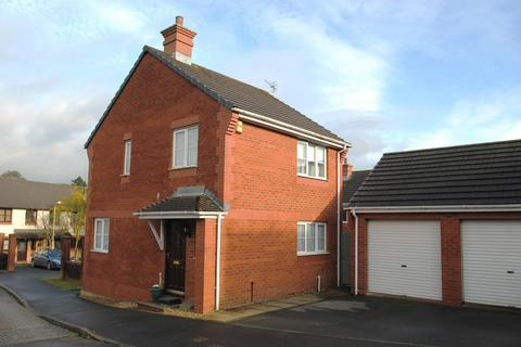3 bedroom detached house for sale - The Gavel, South Molton