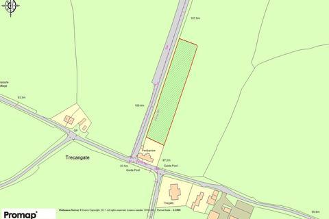 Land for sale - Herodsfoot, Liskeard
