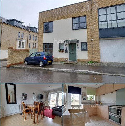 2 bedroom end of terrace house for sale - Brambling Close, Greenhithe, DA9