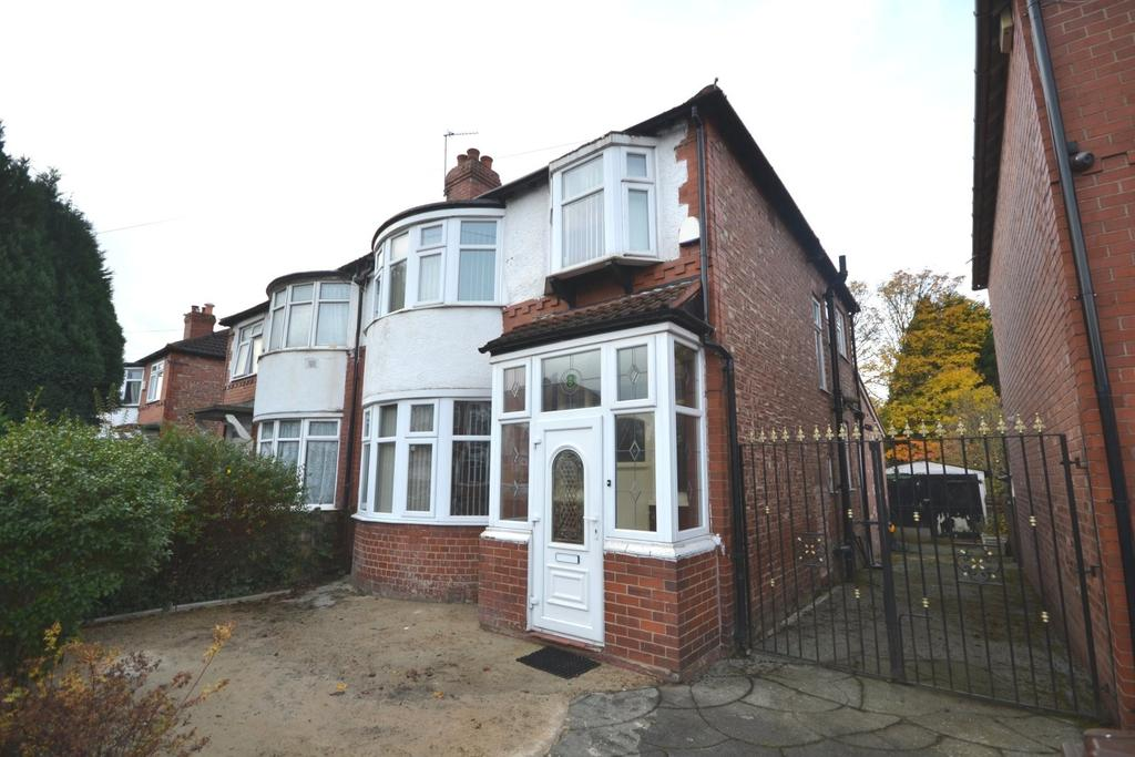 3 Bedrooms Semi Detached House for sale in Bournelea Avenue, Burnage