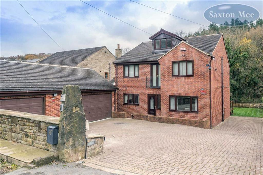 5 Bedrooms Detached House for sale in Old Mill Lane, Thurgoland, Sheffield, S35
